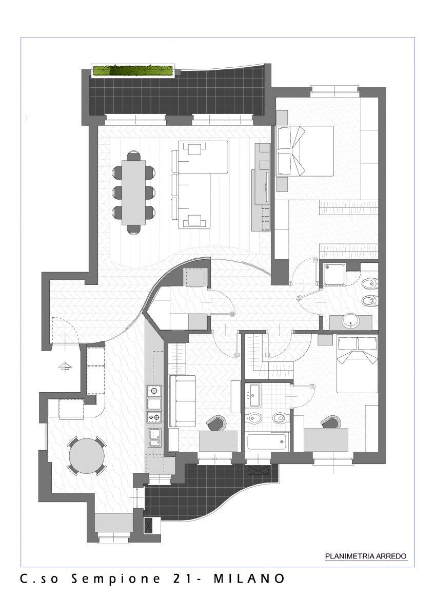 Schema Elettrico Domotica : Plan domotica copia arca progetti